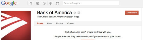 Bank of America Verified Account