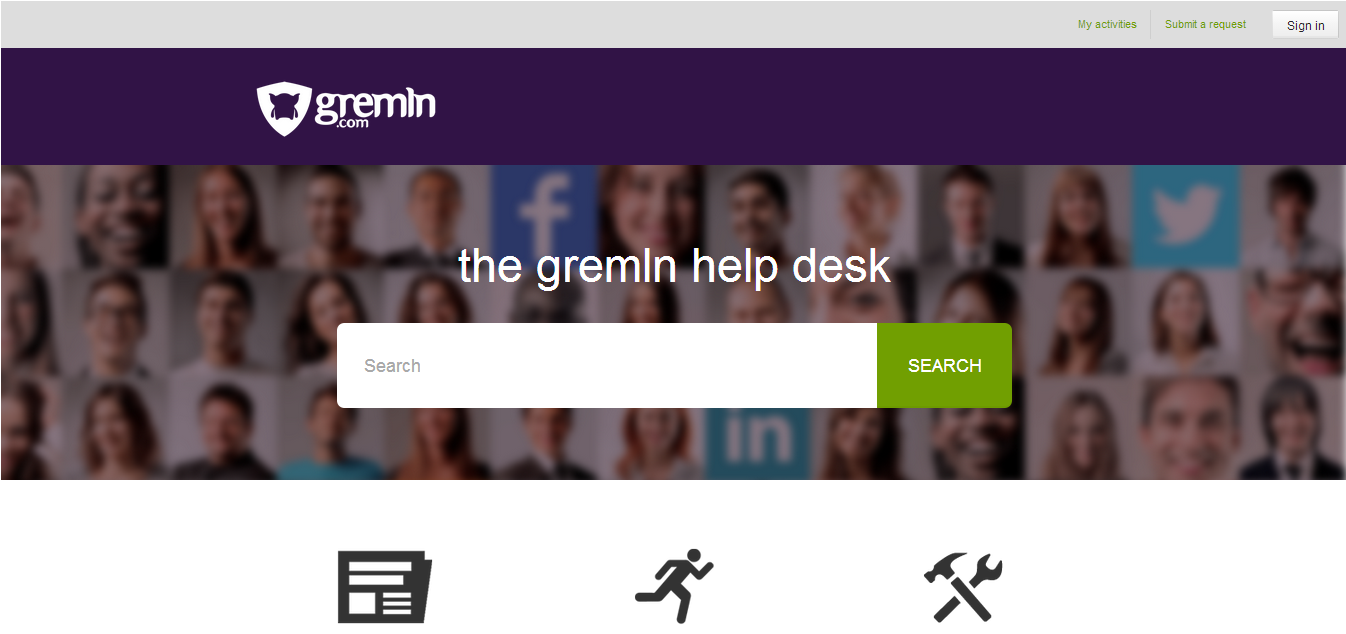 Knowledge Base and Help Center | Gremln