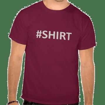 HashtagShirt