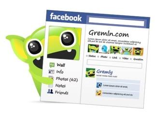 Gremly FB Profile