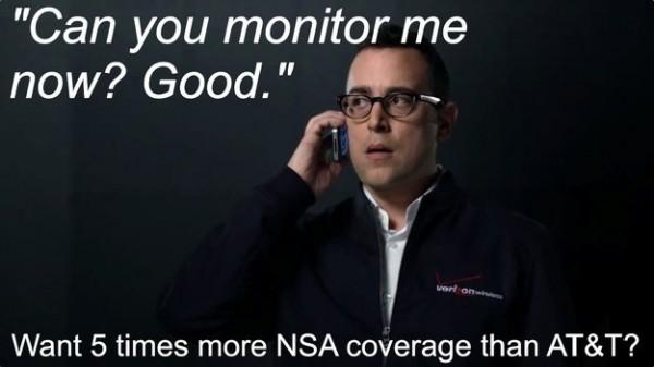 Verizon Monitor Meme